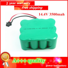 14.4V 3500mAh Ni-MH Vacuum Cleaner battery for KV8 Cleanna XR210 XR510 series XR210A XR210B XR210C XR510A XR510B XR510C XR510D