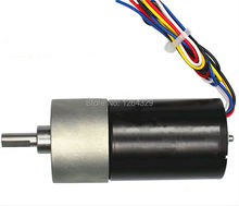 High Torque! GM37-BLDC3650 Brushless DC Gear Motor,  for RC robot, smart car tank parts, free shipping