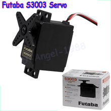 4 x 100% orginal  futaba S3003 standard steering gear boxes of futaba 3003 servo steering remote control model Dropshipping