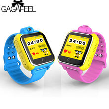GAGAFEEL 3G Smart Watch Clock Kids GPS Locator Tracker for IOS iPhone Android Sport Health Camera Smart Bracelet for Children(China)