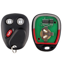 New 3 Buttons Car Keyless Entry Remote Key Fob 315Mhz For Chevrolet GMC Cadillac Hummer LHJ011(China)