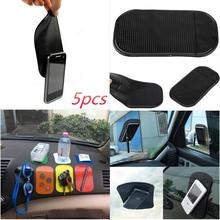 Silicone High Temperature Car Anti-Slip Phone GPS Dash Dashboard Sticky Pad