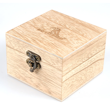 BOBO BIRD Watch Jewelry Storage wooden Box Solid High Quality Square Jewelry Set Box Jewelry Useful Box Wood Available(China)