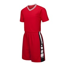 Hot Children's sets Kids Basketball Jersey Boys Sports Wear Active Child's Basketball Clothes Customize number Jersey