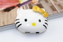 Mini Clip kitty Mp3 Player With TF Card Slot Electronic Products Fashion High Quality sports plastic mini MP3