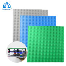 Qunlong 32*32 Dots Base Plate Baseplate Board DIY Building Blocks Toys For Children Compatible Legos Duplo Minecraft City Toys