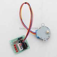 Stepper Motor 28BYJ-48 With Drive Test Module Board ULN2003 5 Line 4 Phase 5V Best Selling