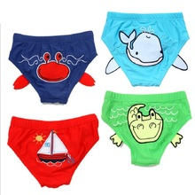 2016 Summer Beach Boys Swimsuit Children Swimwear Baby swimming trunks Infant swim diaper Kids bikini tankini