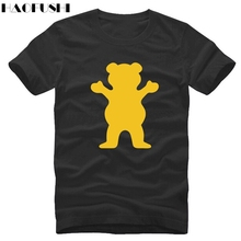 New GRIZZLY GRIP Diamond Supply T Shirts Men/Women Hip Hop Men Skateboard T-shirt Short Sleeve Cotton Tops Free Shipping SL-240