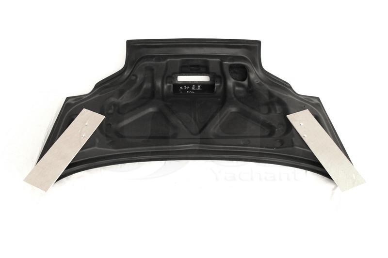 1999-2002 Nissan Skyline R34 GTT GTR OEM Style Trunk Boot Lid FRP (5)