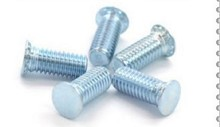 20-50pcs/lot M4*8-20 M5*6-30  plating zinc carbon steel press rivet round head screws rivet nail hardware fasteners447