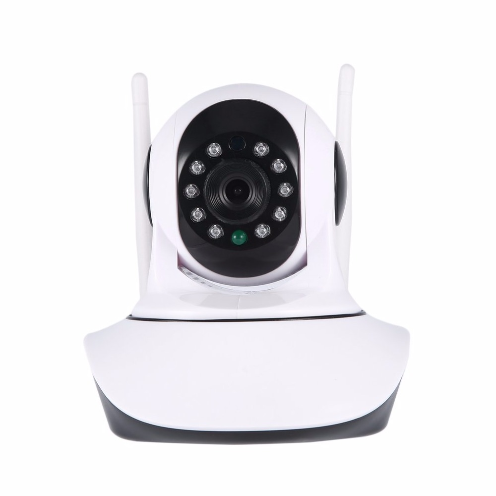 Baby Monitoring Two Million 1080P HD Wireless Network Camera Wi-Fi Home Monitor IP Camera with Smartphone Alerts and App Set-up<br>