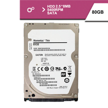 "SNOAMOO Brand Sealed 2.5 ""80GB sata 100MB/s notebook hdd hard disk drive 2mb/8mb 4200rpm-5400rpm"