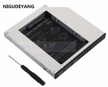 NIGUDEYANG 2nd IDE HDD Hard Drive Caddy for Dell XPS 9300 9400 M6300 M1210 M1710 M90 630m(China)
