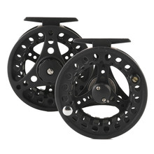 ALC 85mm Wholesale Fishing Reels Made In China  Aluminum Die-casting Fly  Fishing Reel