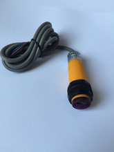 Diffuse photoelectric switch E3F-DS30C1 sensor NPN three-wire normally open adjustable(China)