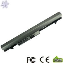 Silver 4 cell 14.8V laptop battery RA04 HSTNN-IB4L H6L28ET H6L28AA for hp ProBook 430 430 G1 430 G2