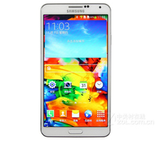 100% original Samsung Note 3 N9000 Mobile Phone 13MP Wifi 3G unlocked(China)