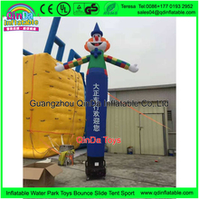Promtion Items Inflatable Tube Man 20ft Cartoon Air Dancer Clown Sky Dancer Inflatable Dancing Man For Advertising
