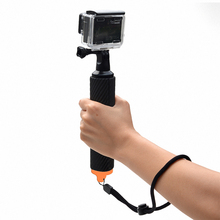 Buy Floating Handle GoPro Accessories Handheld Stick Monopod Hand Grip Go Pro Hero 5 4 3 Xiaomi Yi 4K Action Camera for $6.82 in AliExpress store