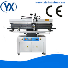 YX32125 desktop screen printing machine for PCB board Supplier
