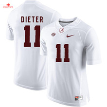 Nike 2017 Alabama Ha Ha Clinton-Dix 6 Can Customized Any Name Any Logo Limited Boxing Jersey Gehrig Dieter 11(China)