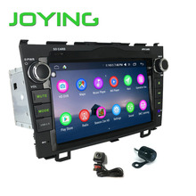 Latest HD Double 2Din Android Car Stereo Radio stereo Player GPS Navi HeadUnit for Honda CR-V with free front and reverse camera
