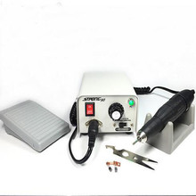 90 Electric Micromotor 102 Brush motor Polishing Polisher for Laboratory, Jewellery(China)