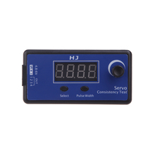 HJ Digital Servo Tester / ESC Consistency Tester for RC Helicopter Airplane Car RC Tools