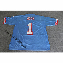 Mens 1997 Retro Warren Moon Stitched Name&Number Throwback Football Jersey Size M-3XL(China)