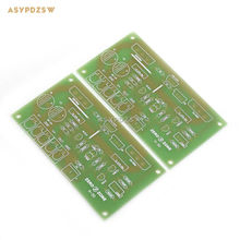 2PCB Mono channel A-30 Pure Class A 30W+30W high-current FET Power amplifier bare PCB(China)
