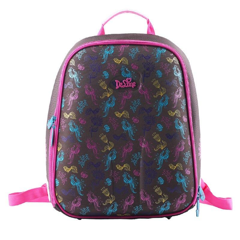 2017 Lovely Cartoon Girls School Bags Orthopedic Backpacks Children School Portfolio Kids Satchel Mochila Infantil Schoolbag<br><br>Aliexpress