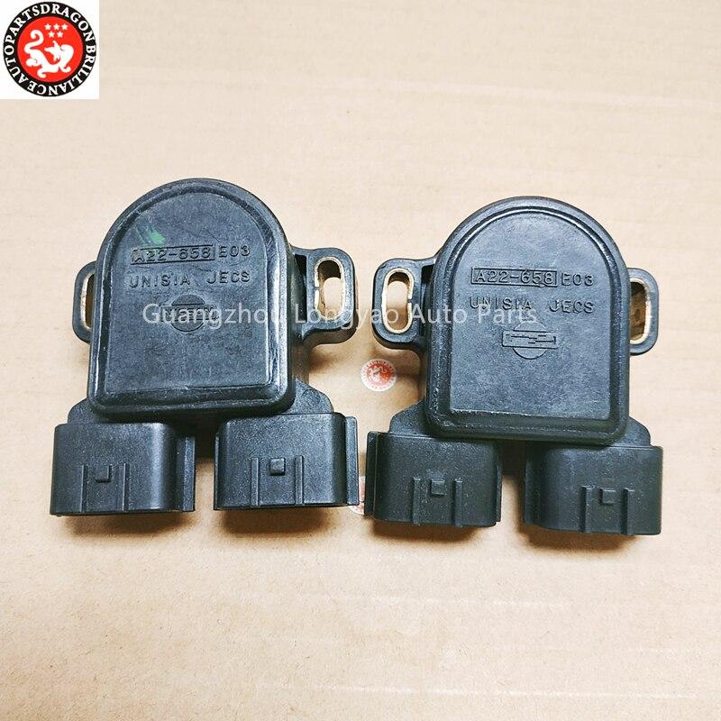 Corpo FARFALLATO Sensore di posizione del pedale per Infiniti QX4 ISUZU D-MAX HOLDEN RODEO