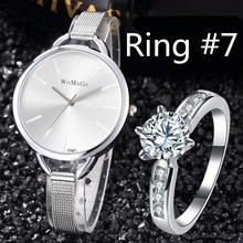 Hot Sales Wristwatch 2017 Brand Women Watches Jewelry Set Bracelet Available For Female Watch Relojes Montre Hodinky