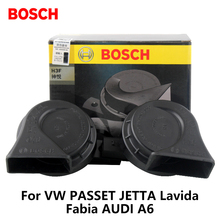 BOSCH Car Snail Horn Speaker dedicated Shen Yue For VW PASSET JETTA Lavida Fabia AUDI A6 0986AH01054HK auto part