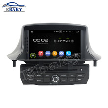 NaviTopia 7inch Quad Core Android 5.1 Car DVD Radio For Renault Megane III Fluence 2009 2010 2011 2012 2013 2014 2015 2016 GPS