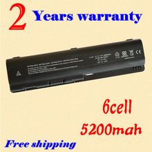 JIGU [Special Price] New laptop battery For HP DV4 DV5 DV6 CQ30 CQ40 CQ45 CQ50 CQ60 CQ61 CQ71 G50 G60 G70 ,HSTNN-W49C