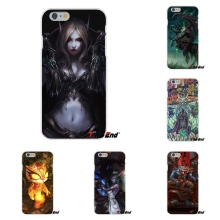 For Xiaomi Redmi 4 3 3S Pro Mi3 Mi4 Mi4C Mi5S Mi Max Note 2 3 4 WOW Games World of Warcraft Poster Silicon Soft Phone Case