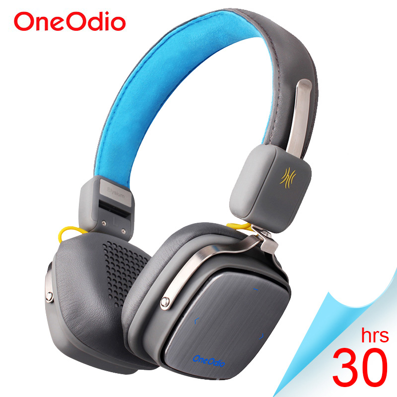Oneodio Bluetooth Earphone Sport Stereo Wireless Headphones 4.1 Headset Bluetooth Earphone For Phone Over Ear Wireless Headphone<br>