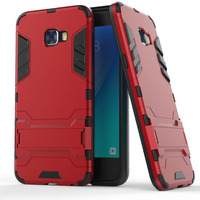 C5 C7 Pro Carcasa Hybrid Armor Back Cover Fundas For Samsung Galaxy C7 C5 Pro Anti-Knock Case Protector Shell Phone Bags Cases