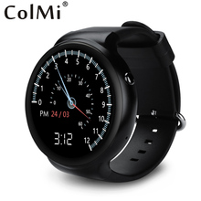 Colmi VS115 Smart Watch Android 5.1 OS 1GB RAM 16GB ROM WIFI 3G GPS Heart Rate Monitor Bluetooth MTK6580 Quad Core SmartWatch