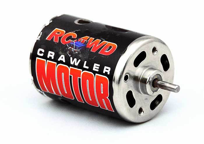 RC4WD 540Crawler Brushed Motor (80T 65T 55T 45T)<br>