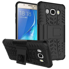 Cool bracket Rugged Kickstand Armor Case for Samsung Galaxy J5 (2016) J510 Hard Shock Proof Cover Smartphone Accessories Funda