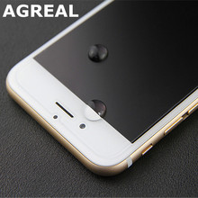 AGREAL Ultra-thin Tempered Glass i6 Screen Protector For iPhone 7 i7plus 5S Clear Matte No Fingerprint Anti-glare Frosted Film()