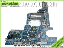 NOKOTION 638855-001 for HP G4 G6 G7 series laptop motherboard DA0R22MB6D0 Radeon HD 4250 DDR3 warranty 60 days(China)