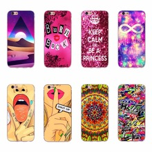 Patterns Phone Cases For Apple iPhone 7 8 6 6S 5 5S SE Back Covers WE ARE INFINITE Egyptian Pyramids Free Shipping(China)