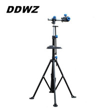 DDWZ Bike Shop Essential Repair Parking Bicyle Repair Tool Home Truing Stand Steel Workstand Cycling Tool Show