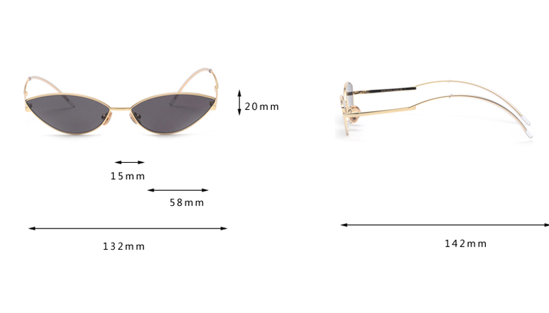 cat eye sunglasses 8136 details (1)
