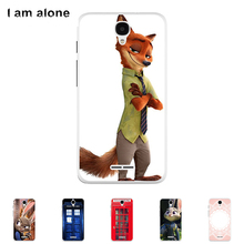 Soft TPU Silicone Case For Alcatel Pixi 4 (5) 3G 5010D 5.0 inch Cellphone Cover Mobile Phone Color Paint Skin Shipping Free