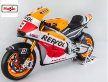 MAISTO 1:18 Honda Repsol RC213V Marc Marquez NO 93 MOTORCYCLE BIKE DIECAST MODEL TOY NEW IN BOX